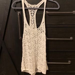 Abercrombie & Fitch knitted tank top